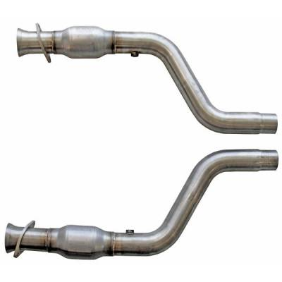 BBK Performance - BBK Performance Long-Tube Headers & Mid-Pipes: Chrysler 300 / Dodge Challenger / Charger / Magnum 6.1L SRT8 / 6.4L 392 2006 - 2021 - Image 7