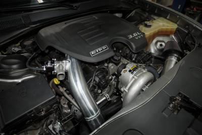 Ripp - Ripp Supercharger Kit: Dodge Challenger 3.6L V6 2011 - 2014 - Image 2