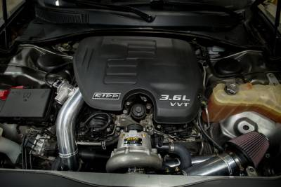 Ripp - Ripp Supercharger Kit: Dodge Charger 3.6L V6 2011 - 2014 - Image 3