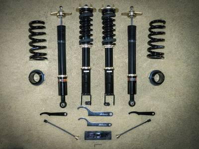 BC Racing - BC Racing BR Coilovers: 300 / Challenger / Charger / Magnum 2005 - 2021 (AWD ONLY) - Image 5