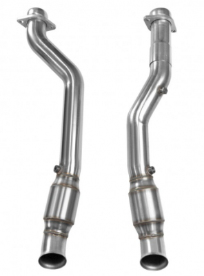 Kooks - Kooks Long Tube Headers & Mid Pipes: Jeep Grand Cherokee SRT & Trackhawk 2012 - 2020 - Image 4