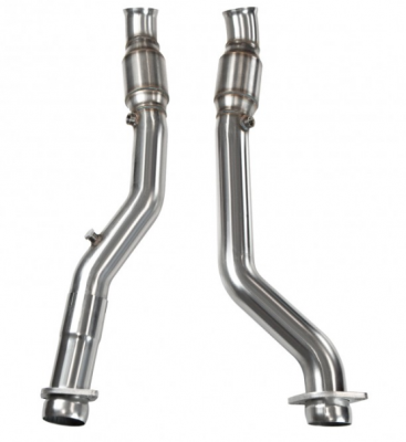 Kooks - Kooks Long Tube Headers & Mid Pipes: Jeep Grand Cherokee SRT & Trackhawk 2012 - 2020 - Image 5