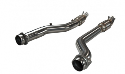 Kooks - Kooks Long Tube Headers & Mid Pipes: Jeep Grand Cherokee SRT & Trackhawk 2012 - 2020 - Image 7