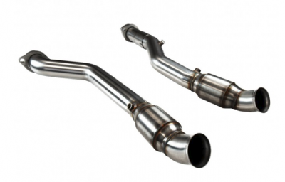 Kooks - Kooks Long Tube Headers & Mid Pipes: Dodge Durango SRT 2018 - 2020 - Image 6