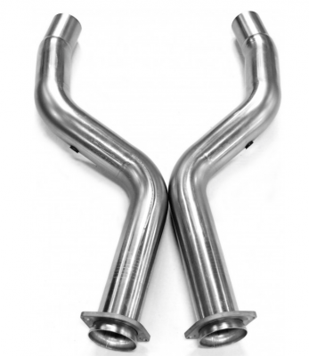 Kooks - Kooks Long Tube Headers & Mid Pipes: Dodge Charger / Challenger 6.2L SRT Hellcat 2015 - 2020 - Image 2
