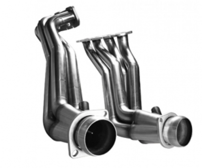 Kooks - Kooks Long Tube Headers & Mid Pipes: Jeep Grand Cherokee 6.1L SRT8 2006 - 2010 - Image 2