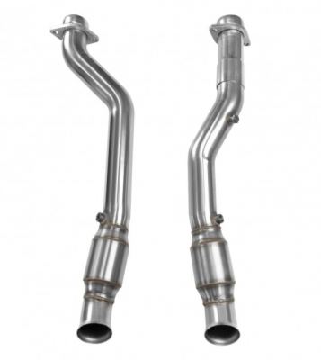 Kooks - Kooks Long Tube Headers & Mid Pipes: Dodge Durango / Jeep Grand Cherokee 5.7L Hemi 2011 - 2020 - Image 5