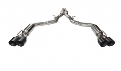 Kooks - Kooks Exhaust System (Competition): Dodge Challenger 6.2L SRT Hellcat 2015 - 2020 - Image 4