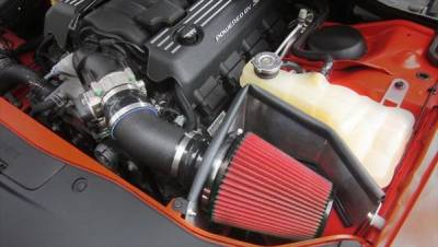 Corsa - Corsa Apex Cold Air Intake: 300 / Challenger / Charger 6.4L 392 2011 - 2021 - Image 4
