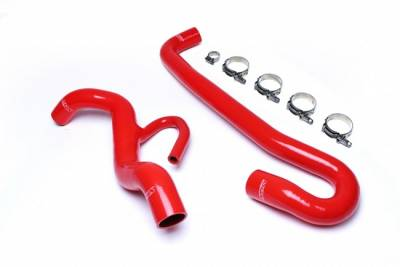 JEEP GRAND CHEROKEE PARTS - Jeep Grand Cherokee Cooling Parts - HPS - HPS Silicone Radiator Hose Kit: Jeep Grand Cherokee 6.4L SRT 2012 - 2020