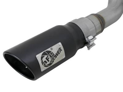 AFE Exhaust System: Dodge Ram 5.7L Hemi 1500 2019 - 2020 - Image 3