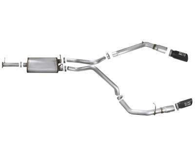 AFE Exhaust System: Dodge Ram 5.7L Hemi 1500 2019 - 2020 - Image 6