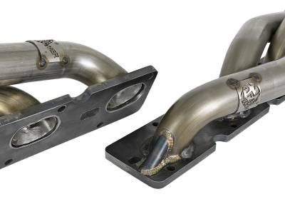 AFE Power - AFE Shorty Headers: Dodge Ram 5.7L Hemi 1500 2019 - 2021 - Image 4