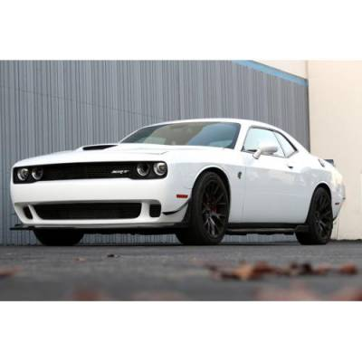 HEMI EXTERIOR PARTS - Hemi Trim Accessories - APR - APR Carbon Fiber Body Kit: Dodge Challenger SRT Hellcat 2015 - 2021 (NON WIDEBODY)