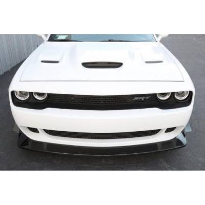 APR - APR Carbon Fiber Front Lip: Dodge Challenger SRT Hellcat 2015 - 2020 (NON WIDEBODY) - Image 4