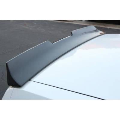 APR - APR Carbon Fiber Rear Spoiler: Dodge Challenger SRT Hellcat 2015 - 2020 - Image 2