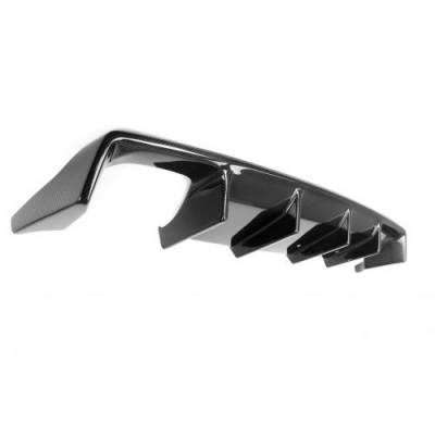 APR - APR Carbon Fiber Rear Diffuser: Dodge Challenger SRT Hellcat 2015 - 2020