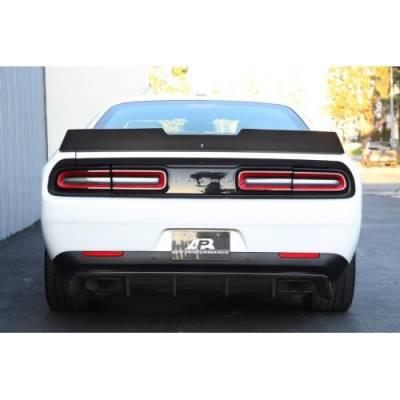 APR - APR Carbon Fiber Rear Diffuser: Dodge Challenger SRT Hellcat 2015 - 2020 - Image 5