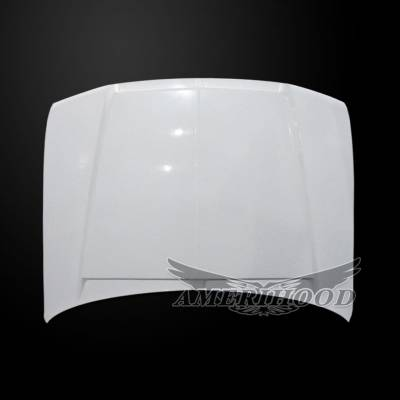 Amerihood - Amerihood Type-E Functional Ram Air Hood: Chrysler 300 2005 - 2010 - Image 5