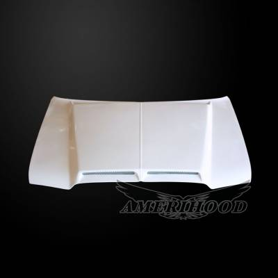 Amerihood - Amerihood Type-E Functional Ram Air Hood: Chrysler 300 2005 - 2010 - Image 2