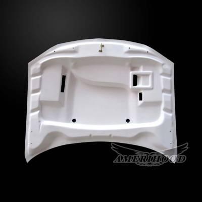 Amerihood - Amerihood Hellcat Functional Ram Air Hood: Chrysler 300 2011 - 2021 - Image 4