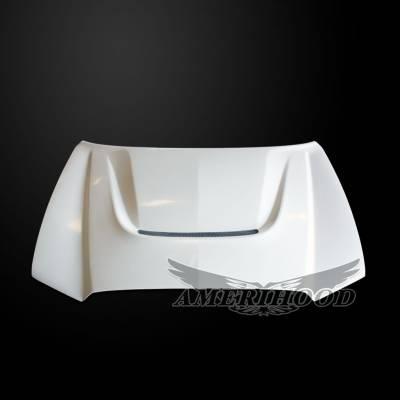 Amerihood - Amerihood SRT Functional Ram Air Hood: Dodge Charger 2011 - 2014 - Image 3