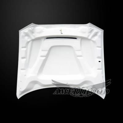 Amerihood - Amerihood SRT Functional Ram Air Hood: Dodge Charger 2011 - 2014 - Image 4