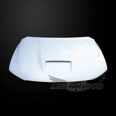 Amerihood - Amerihood SRT Functional Ram Air Hood: Dodge Durango 2011 - 2020 - Image 3