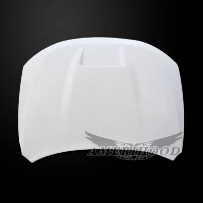 Amerihood - Amerihood SRT Functional Ram Air Hood: Dodge Durango 2011 - 2020 - Image 4