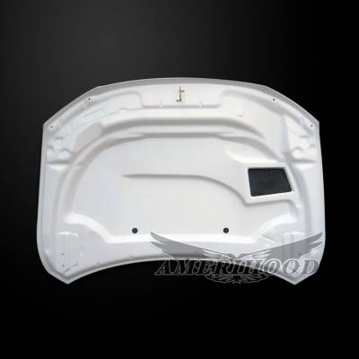 Amerihood - Amerihood SRT Functional Ram Air Hood: Dodge Durango 2011 - 2020 - Image 5