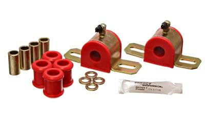 HEMI SUSPENSION PARTS - Hemi Suspension Bushings - Energy Suspension - Energy Suspension 17.5mm Rear Sway Bar Bushings: 300 / Challenger / Charger / Magnum 2005 - 2010