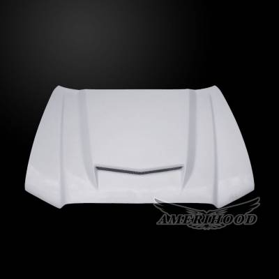 Amerihood - Amerihood RS Functional Ram Air Hood: Dodge Charger 2011 - 2014 - Image 2