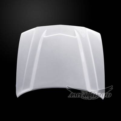 Amerihood - Amerihood RS Functional Ram Air Hood: Dodge Charger 2011 - 2014 - Image 3