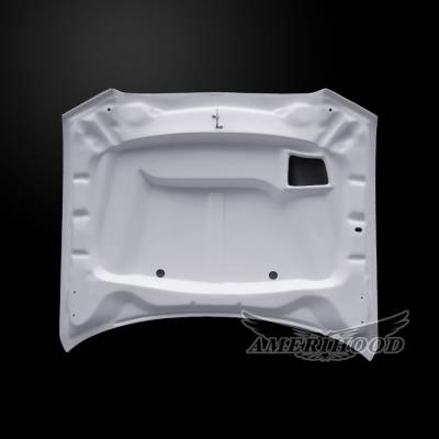Amerihood - Amerihood RS Functional Ram Air Hood: Dodge Charger 2011 - 2014 - Image 4