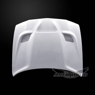 Amerihood - Amerihood Hellcat Functional Ram Air Hood: Dodge Charger 2011 - 2014 - Image 5