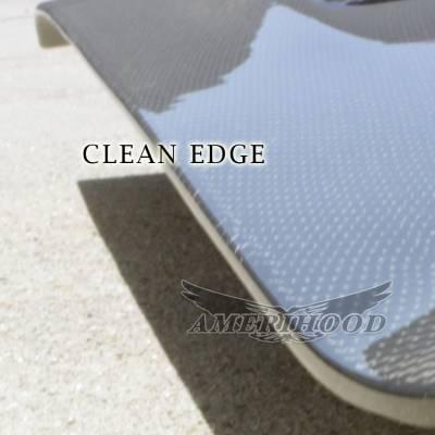 Amerihood - Amerihood Carbon Fiber Hellcat Functional Ram Air Hood: Dodge Challenger 2008 - 2020 - Image 5