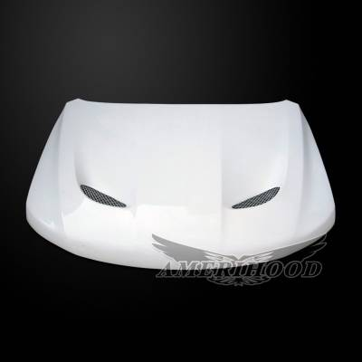 Amerihood - Amerihood SRT Functional Ram Air Hood: Jeep Grand Cherokee 2011 - 2020 - Image 3