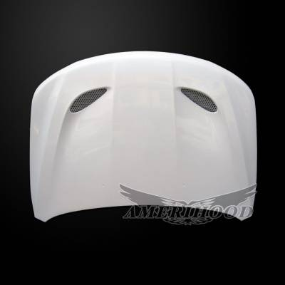 Amerihood - Amerihood SRT Functional Ram Air Hood: Jeep Grand Cherokee 2011 - 2020 - Image 5
