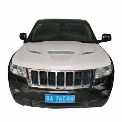 Amerihood - Amerihood Hellcat Functional Ram Air Hood: Jeep Grand Cherokee 2011 - 2020 - Image 6