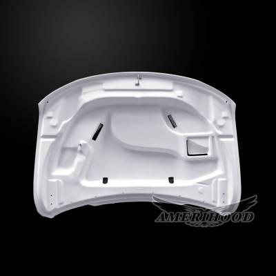 Amerihood - Amerihood Hellcat Functional Ram Air Hood: Jeep Grand Cherokee 2011 - 2020 - Image 4