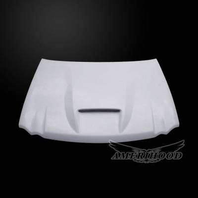 Amerihood - Amerihood SRT Functional Ram Air Hood: Jeep Grand Cherokee 2005 - 2010 - Image 2