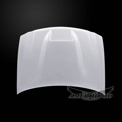 Amerihood - Amerihood SRT Functional Ram Air Hood: Jeep Grand Cherokee 2005 - 2010 - Image 5