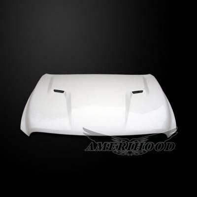 Amerihood - Amerihood CLG Functional Ram Air Hood: Dodge Ram 1500 Classic 2019 - Image 2