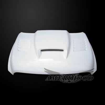 Amerihood - Amerihood SSK Functional Ram Air Hood: Dodge Ram 1500 Classic 2019 - 2020 - Image 5