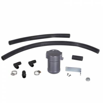 BBK Performance - BBK Hemi Oil Separator / Catch Can: 300 / Challenger / Charger / Magnum 5.7L Hemi 2005 - 2021 - Image 3