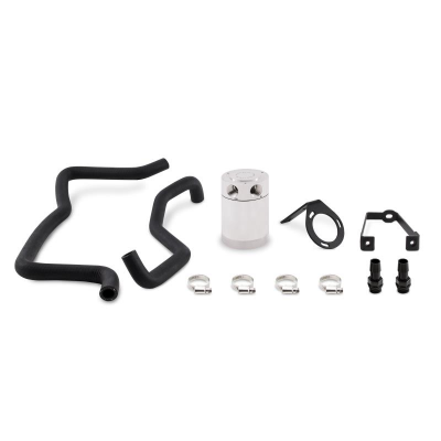 Chrysler 300 Engine Accessories - Chrysler 300 Billet Accessories - Mishimoto - Mishimoto Direct Fit Oil Catch Can: Chrysler 300 / Dodge Charger 5.7L Hemi 2015 - 2021