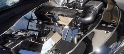American Car Craft - American Car Craft Polished Engine Harness Cover: Dodge Challenger 5.7L Hemi 2009 - 2021 - Image 6