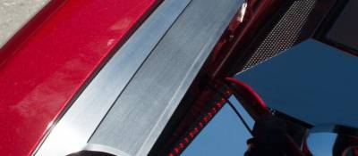 American Car Craft - American Car Craft Fender Caps: Dodge Challenger 2008 - 2020 - Image 5