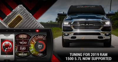 Diablo Sport - DiabloSport Modified PCM (Unlocked): Dodge Ram 2019 (5.7L Hemi 1500 8-Speed, NON eTorque) - Image 3
