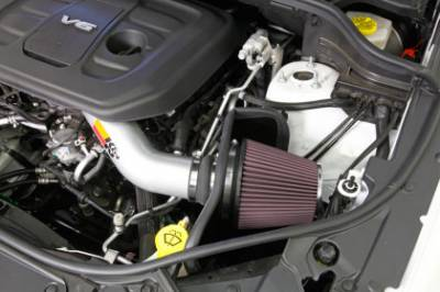 K&N Filters - K&N 77 Series Cold Air Intake: Dodge Durango 3.6L V6 2016 - 2021 - Image 4